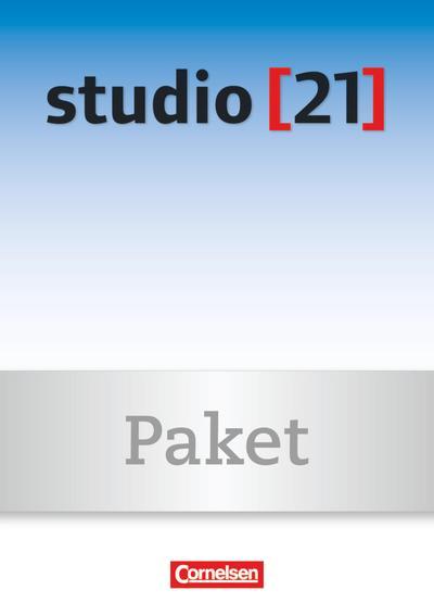 studio [21] Grundstufe A2: Gesamtband. Medienpaket