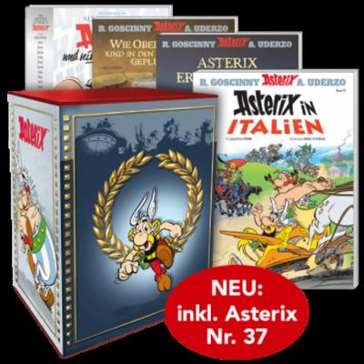 Asterix Luxusbox