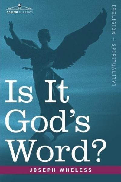 Is It God's Word