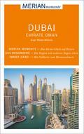 MERIAN momente Reiseführer Dubai Emirate Oman; Mit Extra-Karte zum Herausnehmen; MERIAN momente; Deutsch
