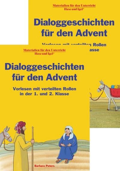 Kombipaket Dialoggeschichten für den Advent