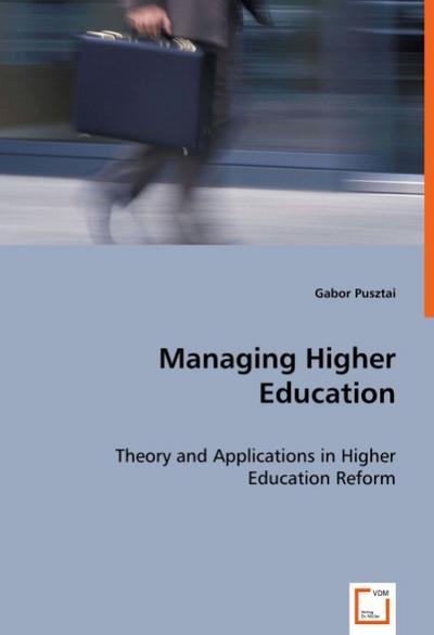 Managing Higher Education
