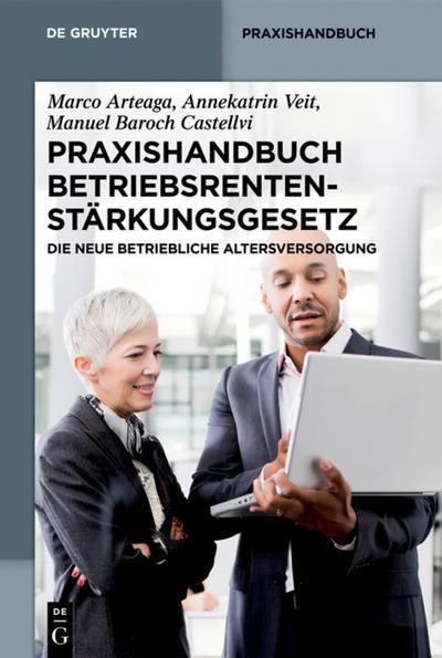 Praxishandbuch Betriebsrentenstärkungsgesetz