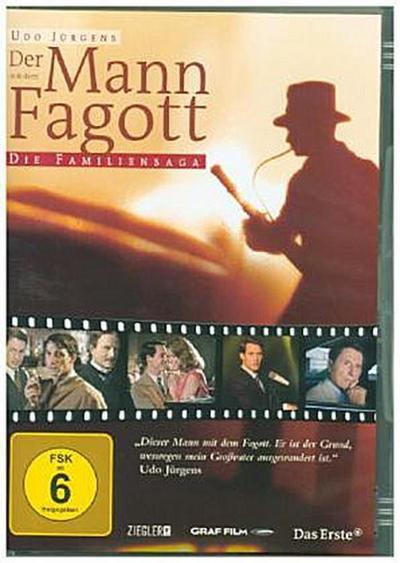 Der Mann mit dem Fagott, 1 DVD