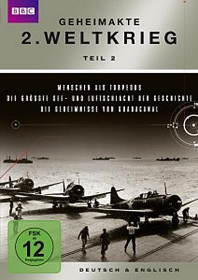 Geheimakte 2. Weltkrieg - Vol. 1