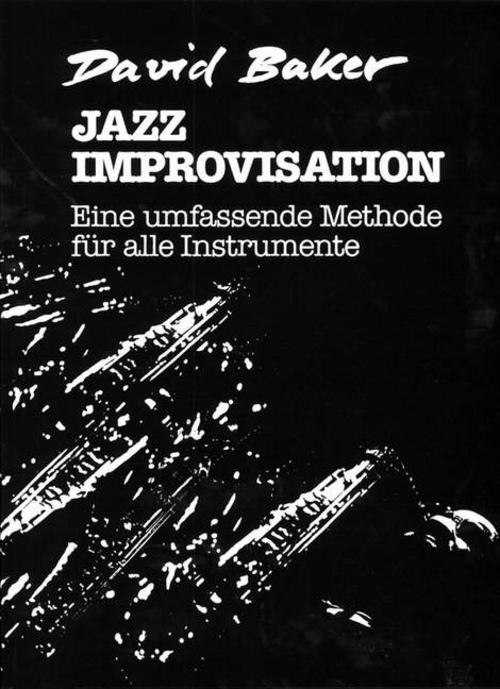 Jazz Improvisation David Baker