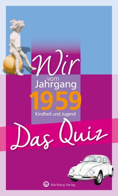 Wir vom Jahrgang 1959 - Das Quiz