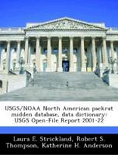 Strickland, L: USGS/NOAA North American packrat midden datab