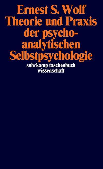 Theorie und Praxis der psychoanalytischen Selbstpsychologie (suhrkamp taschenbuch wissenschaft)