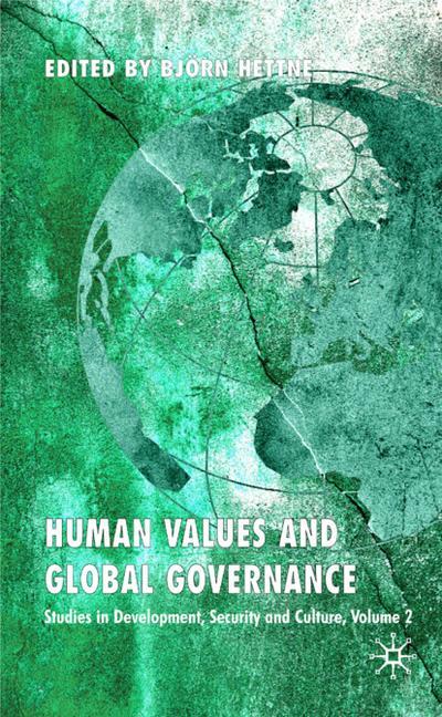 Human Values and Global Governance