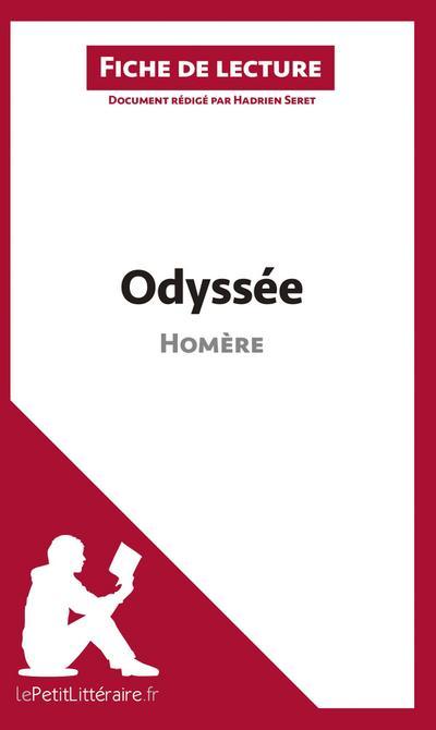 L'Odyssée d'Homère (Fiche de lecture)