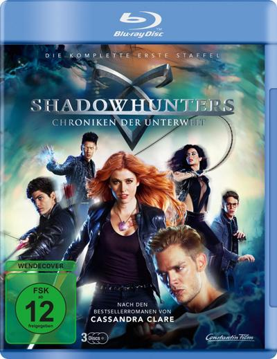 Shadowhunters - Staffel 1 Bluray Box
