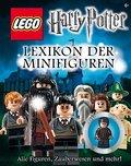 LEGO Harry Potter Lexikon der Minifiguren: Alle Figuren, Zauberwesen und mehr!