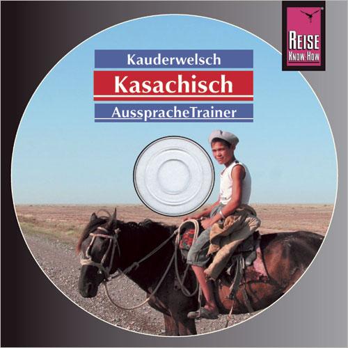 Kasachisch. Kauderwelsch AusspracheTrainer. CD