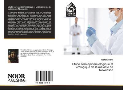 Etude séro-épidémiologique et virologique de la maladie de Newcastle
