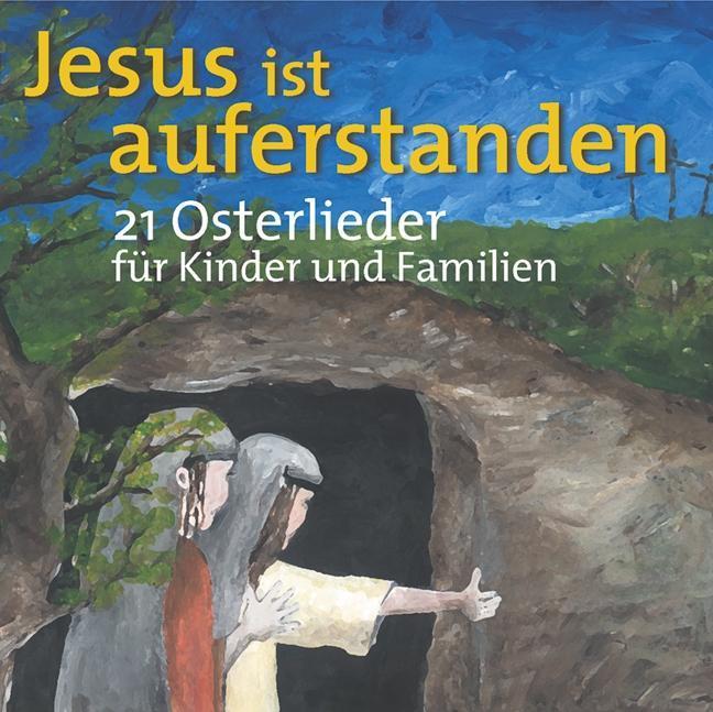 Jesus ist auferstanden - Ostern,