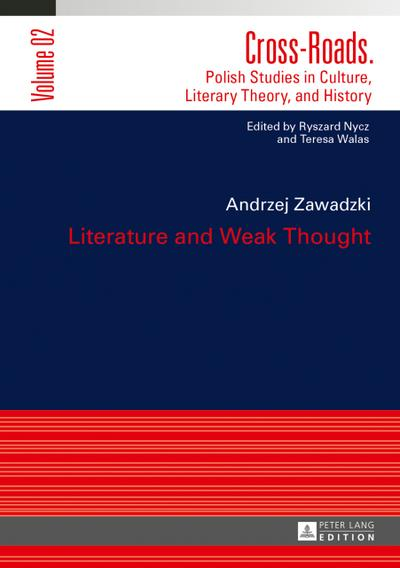 Literature and Weak Thought