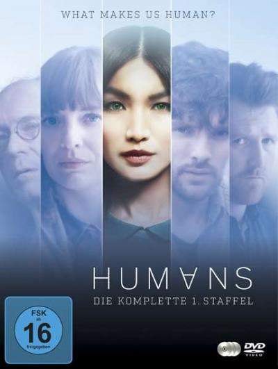 Humans - Die komplette 1. Staffel