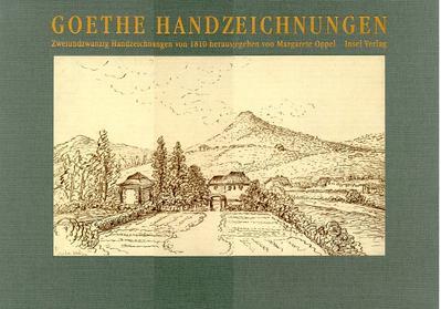 Zweiundzwanzig Handzeichnungen von 1810: Ein Zyklus