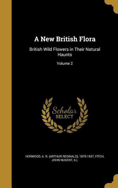NEW BRITISH FLORA