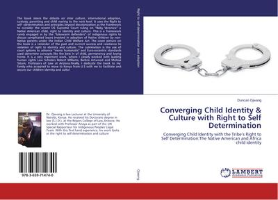 Converging Child Identity & Culture with Right to Self Determination