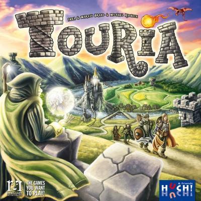 Touria (Spiel)