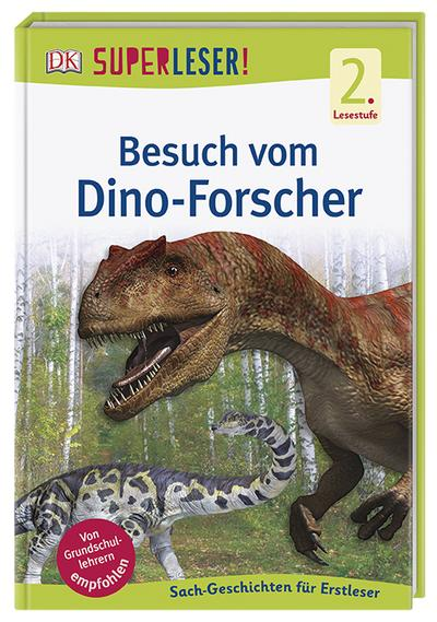 Besuch vom Dino-Forscher