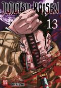 Jujutsu Kaisen - Band 13