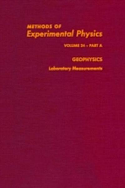 Geophysics Laboratory Measurements