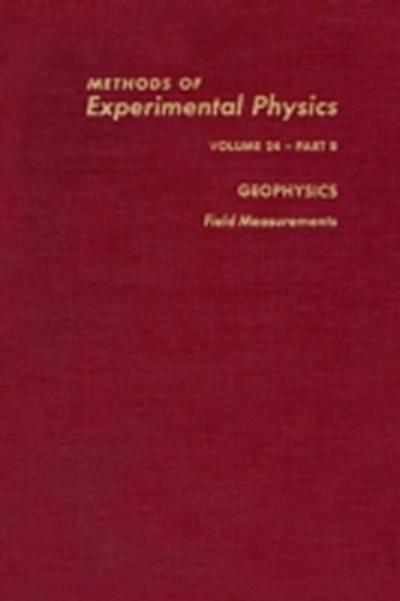 Geophysics Field Measurements