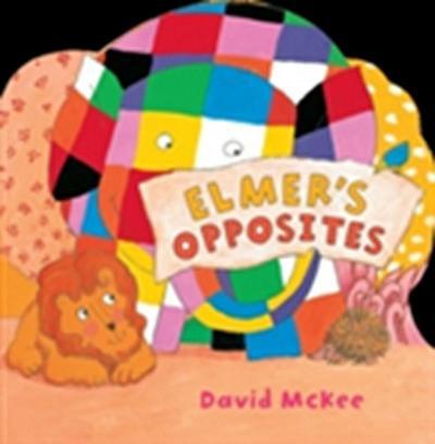 Elmer's Opposites