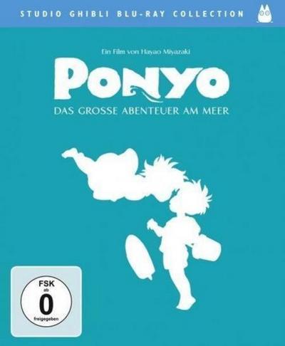 Ponyo- Das große Abenteuer am Meer