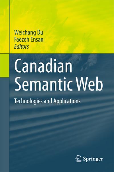 Canadian Semantic Web