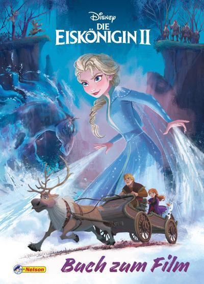 Disney Die Eiskönigin II: Buch zum Film