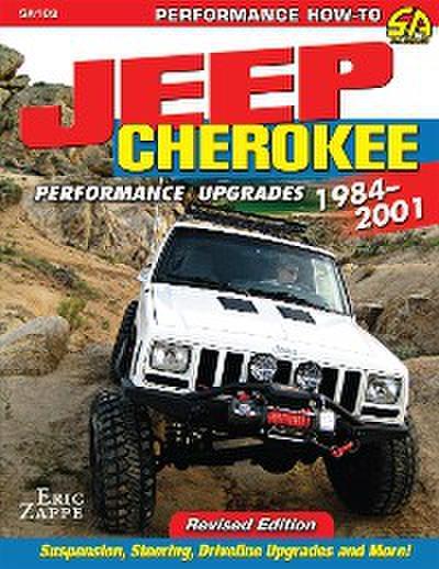 Jeep Cherokee XJ Performance Upgrades