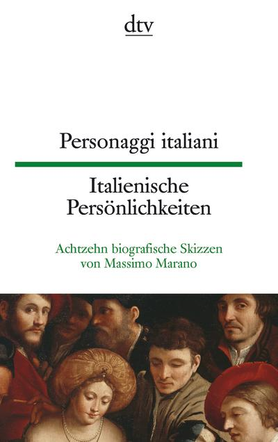 Italienische Persönlichkeiten / Personaggi italiani