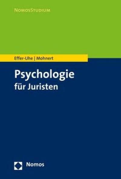 Psychologie für Juristen