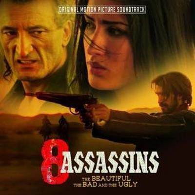 Various: 8 Assassins-The Beautiful,The Bad and The Ugly