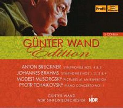 Günter Wand Edition