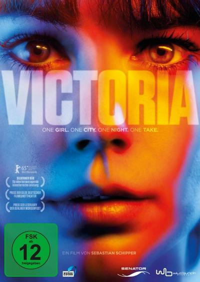 Victoria - Wild Bunch Germany (Vertrieb Universum Film) - DVD, Deutsch| Englisch, Laia Costa, Deutsch, Deutsch
