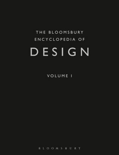 ENCYCLOPEDIA OF DESIGN VOLUME 1