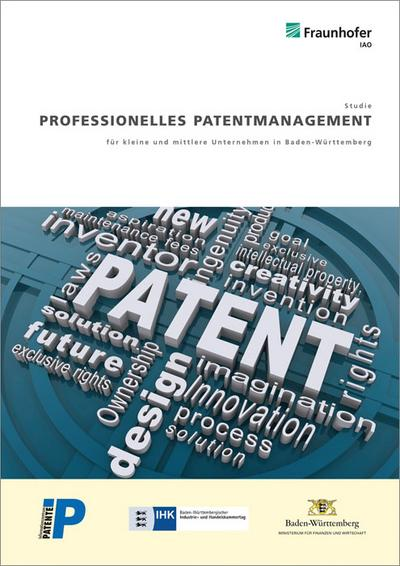 Professionelles Patentmanagement für kleine und mittlere Unternehmen in Baden-Württemberg