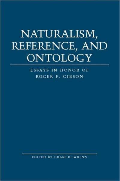 Naturalism, Reference and Ontology