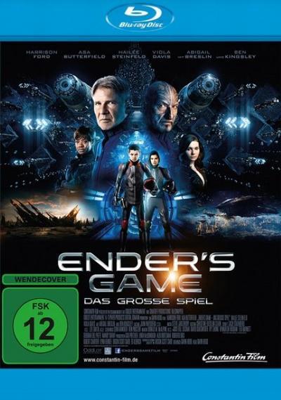 Enders Game - Das grosse Spiel