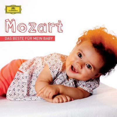 Mozart,Das Beste Für Mein Baby (Yf)