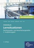 Rechtsanwalts- und Notarfachangestellte, Lernsituationen 2. Ausbildungsjahr: Arbeitsbuch