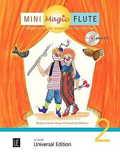 Mini Magic Flute (Band 2 von 4)