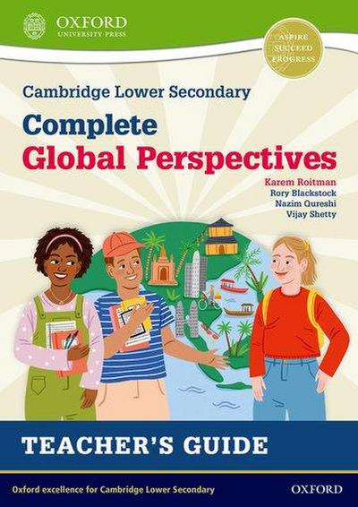 Cambridge Lower Secondary Complete Global Perspectives: Teacher's Guide