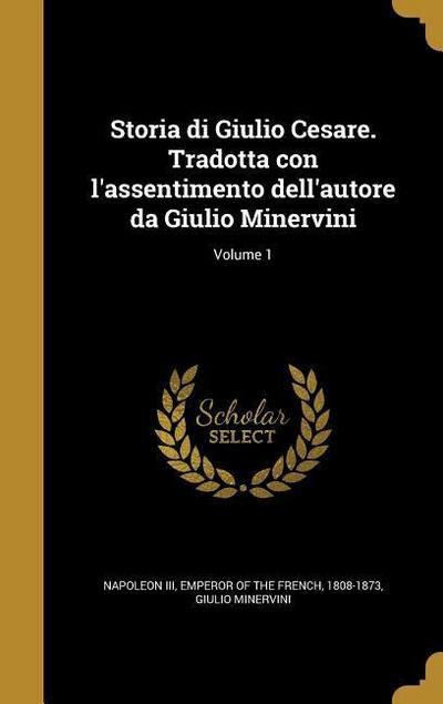 ITA-STORIA DI GIULIO CESARE TR