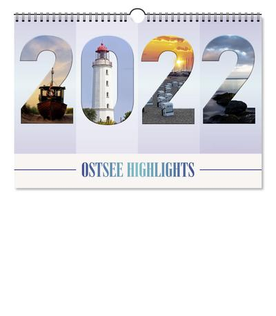 "Kalender ""Ostsee Highlights 2022"""